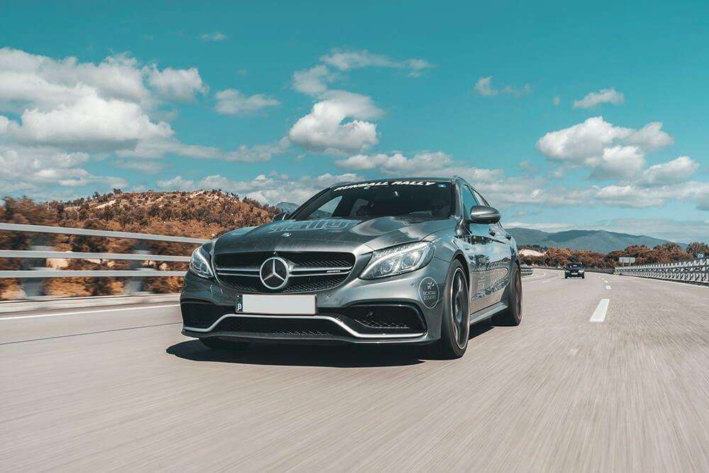 Mercedes Runball